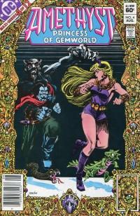 Amethyst Princess G #4  MS (of Gemworld) VG