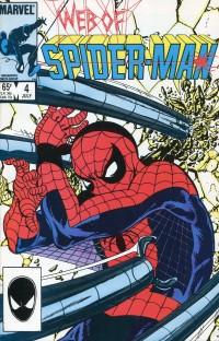 Web of Spider-Man #4