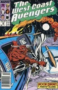 West Coast Avengers #29 VF