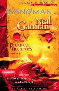 Sandman TP V1 Preludes and Nocturnes