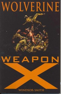 Wolverine TP Weapon X