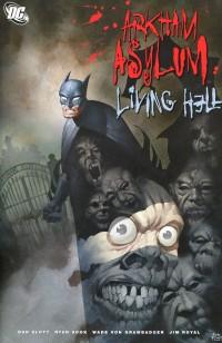 Arkham Asylum Living H TP (Hell)