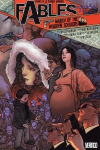 Fables TP V4 March of the Wooden Soldiers