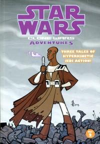 Star Wars GN Clone Wars Adventures V2