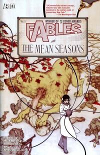 Fables TP V5 Mean Seasons