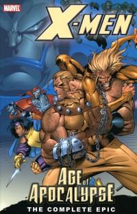 X-Men TP Complete AOA V1  Age of Apocalypse