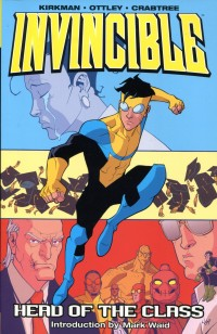 Invincible TP V4 Head of  the Class
