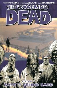 Walking Dead TP V3  Safety Behind Bars