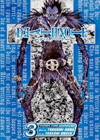 Death Note GN V3
