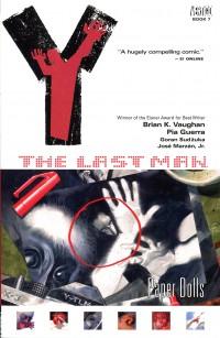 Y the Last Man TP V7  Paper Dolls