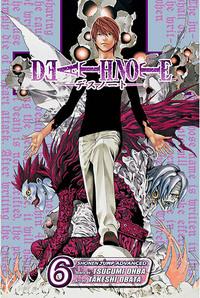 Death Note GN V6