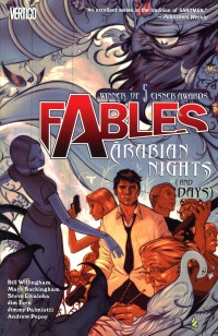 Fables TP V7 Arabian  Nights and Days