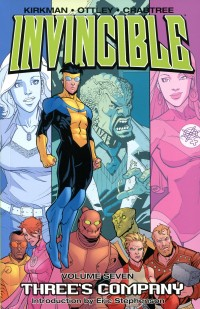 Invincible TP V7  Threes Company