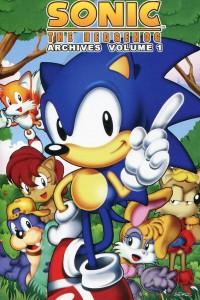 Sonic the Hedgehog TP Archives V1
