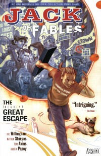 Jack of Fables TP V1  Nearly Great Escape