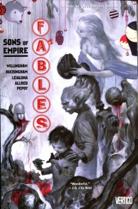Fables TP V9 Sons of  Empire