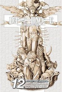 Death Note GN V12