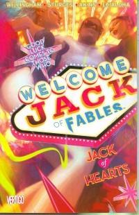 Jack of Fables TP V2  Jack of Hearts