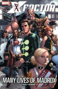 X-Factor TP V3 Many Lives of Madrox
