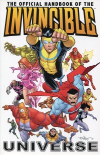 Invincible TP Official  Handbook of the Universe