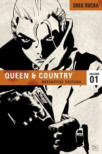 Queen & Country TP  Definitive Edition V1