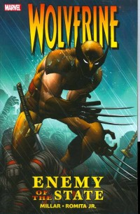 Wolverine TP Enemy of the State Ultimate Ed