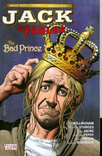 Jack of Fables TP V3  The Bad Prince