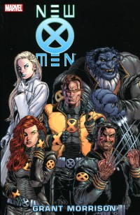 X-Men TP New X-Men  Ultimate Collection V2