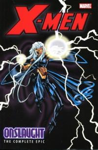 X-Men TP Onslaught V3 Complete Epic