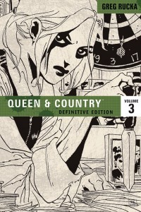 Queen & Country TP  Definitive Edition V3