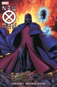 X-Men TP New X-Men  Ultimate Collection V3