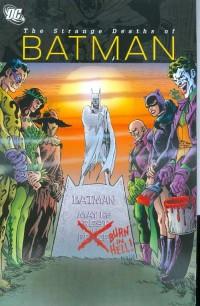 Batman TP Strange Deaths  of Batman