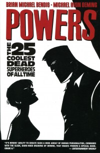 Powers TP V12 Coolest Dead Super-Heroes