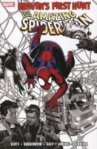 Spider-Man TP Kravens First Hunt