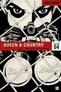 Queen & Country TP  Definitive Edition V4