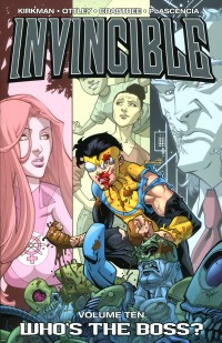 Invincible TP V10 Whos  the Boss