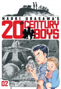Naoki Urasawas 20th Century Boys GN V2