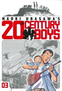 Naoki Urasawas 20th Century Boys GN V3