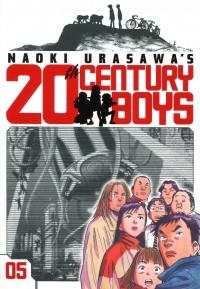 Naoki Urasawas 20th Century Boys GN V5