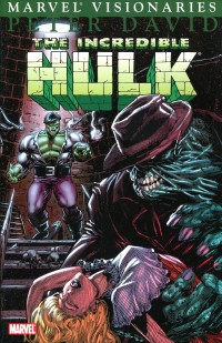 Hulk TP Visionaries Peter David V7