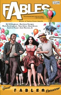 Fables TP V13 the Great Fables Crossover