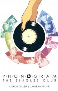 Phonogram TP V2 Singles Club