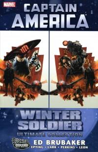 Captain America TP Winter Soldier Ultimate Collectn
