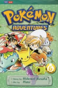 Pokemon GN Adventures V6  New Edition