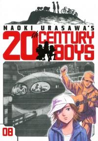 Naoki Urasawas 20th Century Boys GN V8