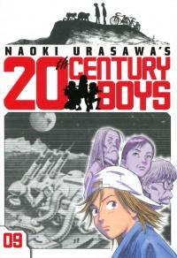 Naoki Urasawas 20th Century Boys GN V9