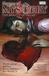 House of Mystery TP V4  the Beauty of Decay