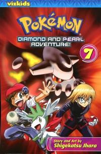 Pokemon GN Diamond &  Pearl Adventure V7