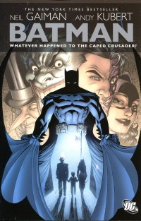 Batman TP Whatever  Happened to the Caped C