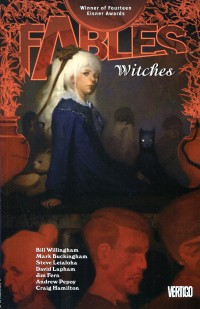 Fables TP V14 Witches